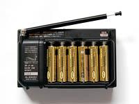 背面電池室