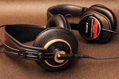 K240 StudioとMDR-CD900ST