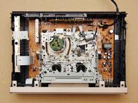 HV-SX300内部