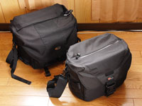 Lowepro Stealth Reporter 650AW & D400AW
