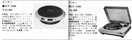 DP-1000,DP-1700